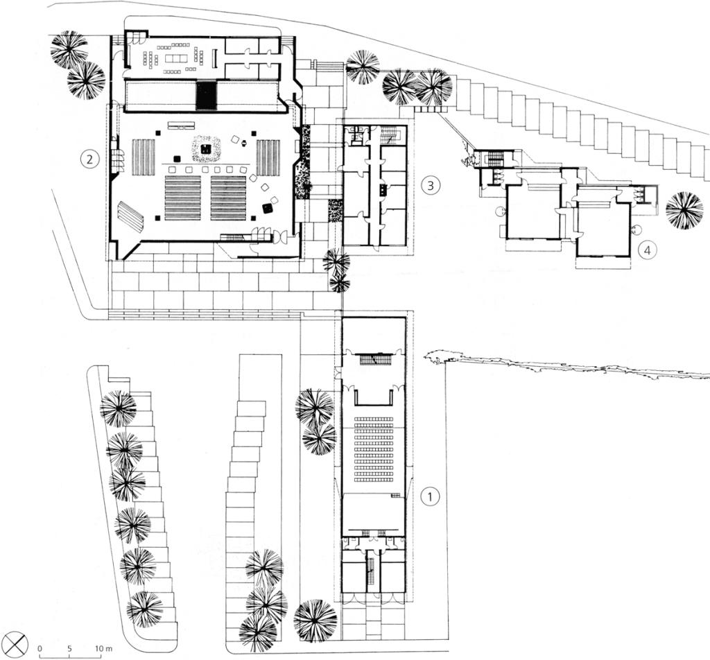 Kirche Grundriss