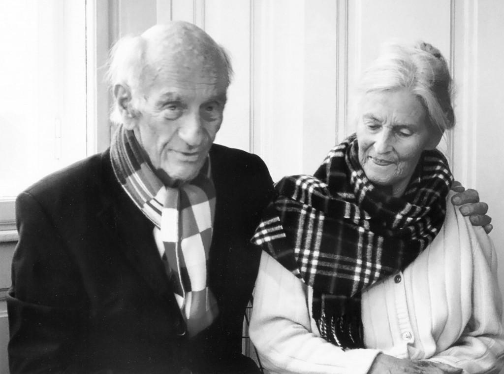 Hies und Isolde im hohen Alter